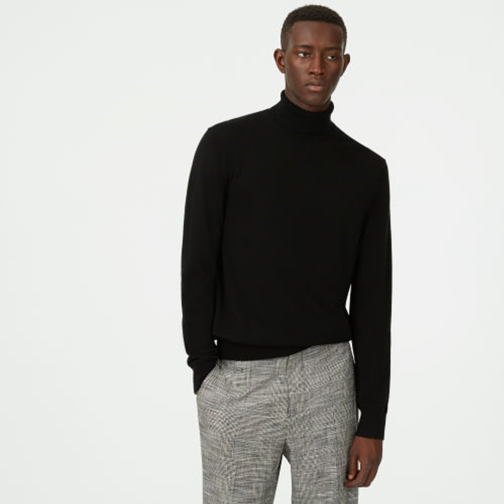 Merino Turtleneck   HK$1,290