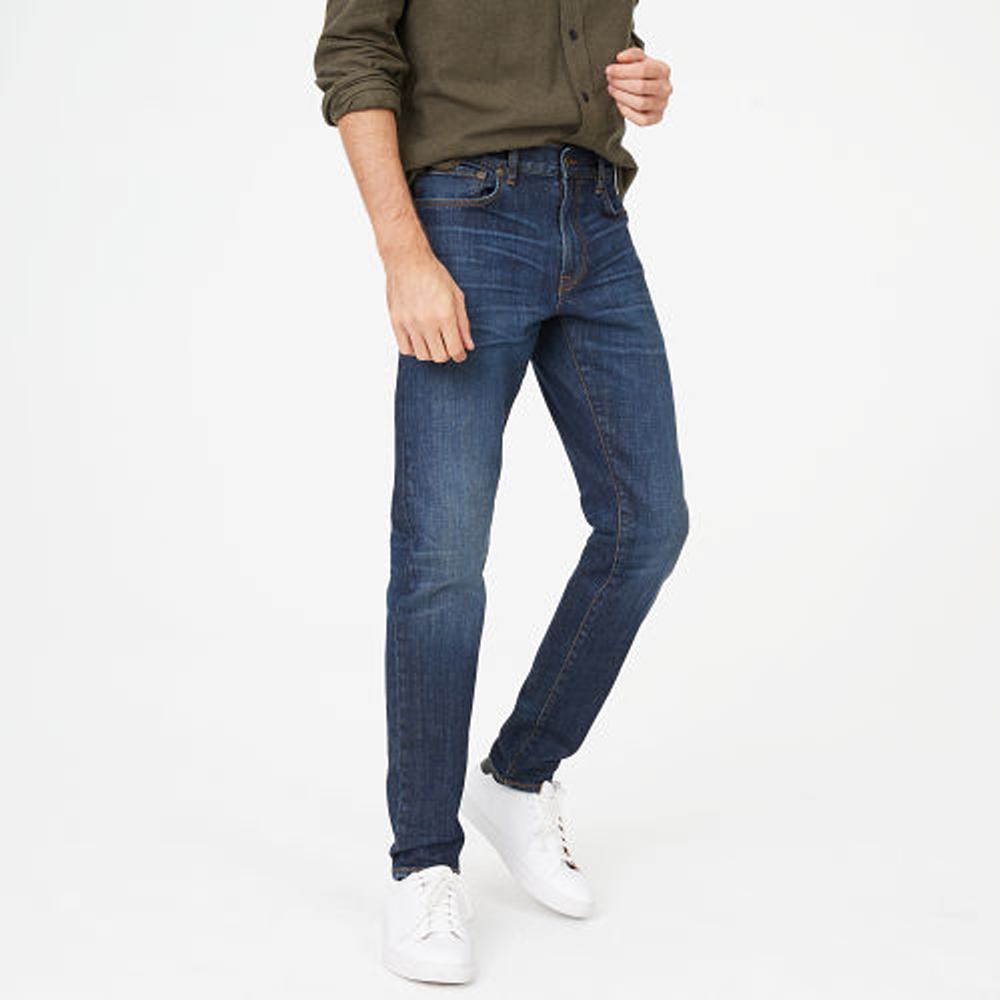 Super Slim Dark Wash Jean   HK$1,490