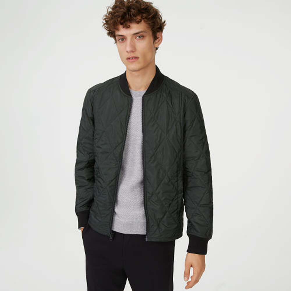 Quilted Jacket   HK$2,290