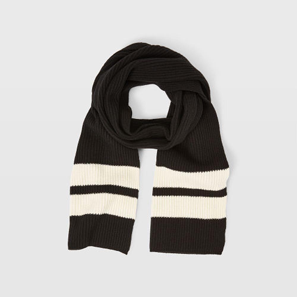 Wool Sport Stripe Scarf   HK$1,290