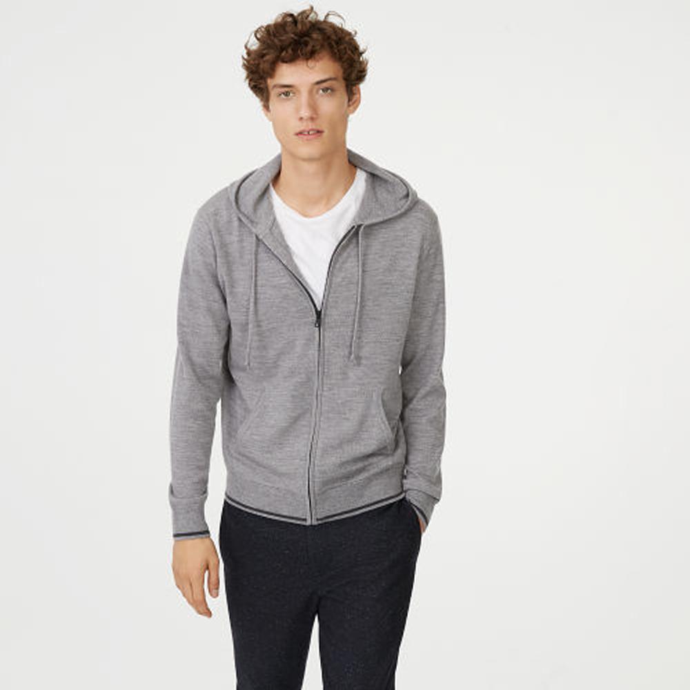 Merino Full-Zip Hoodie   HK$1,690