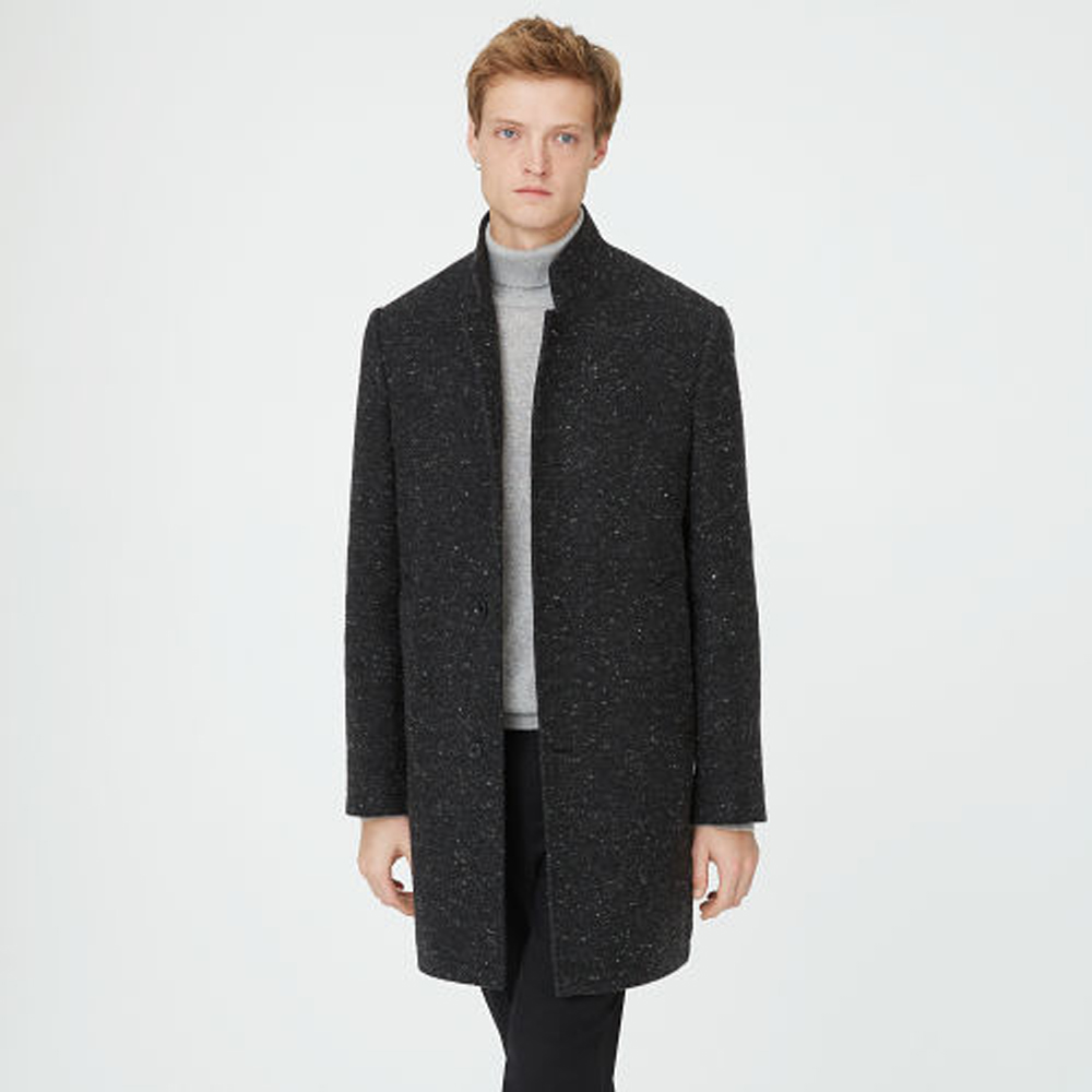 Loukas Funnel-Neck Coat   HK$4,690