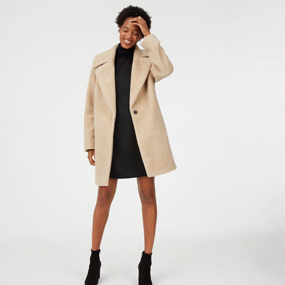 Mayree Teddy Coat   HK$4,590