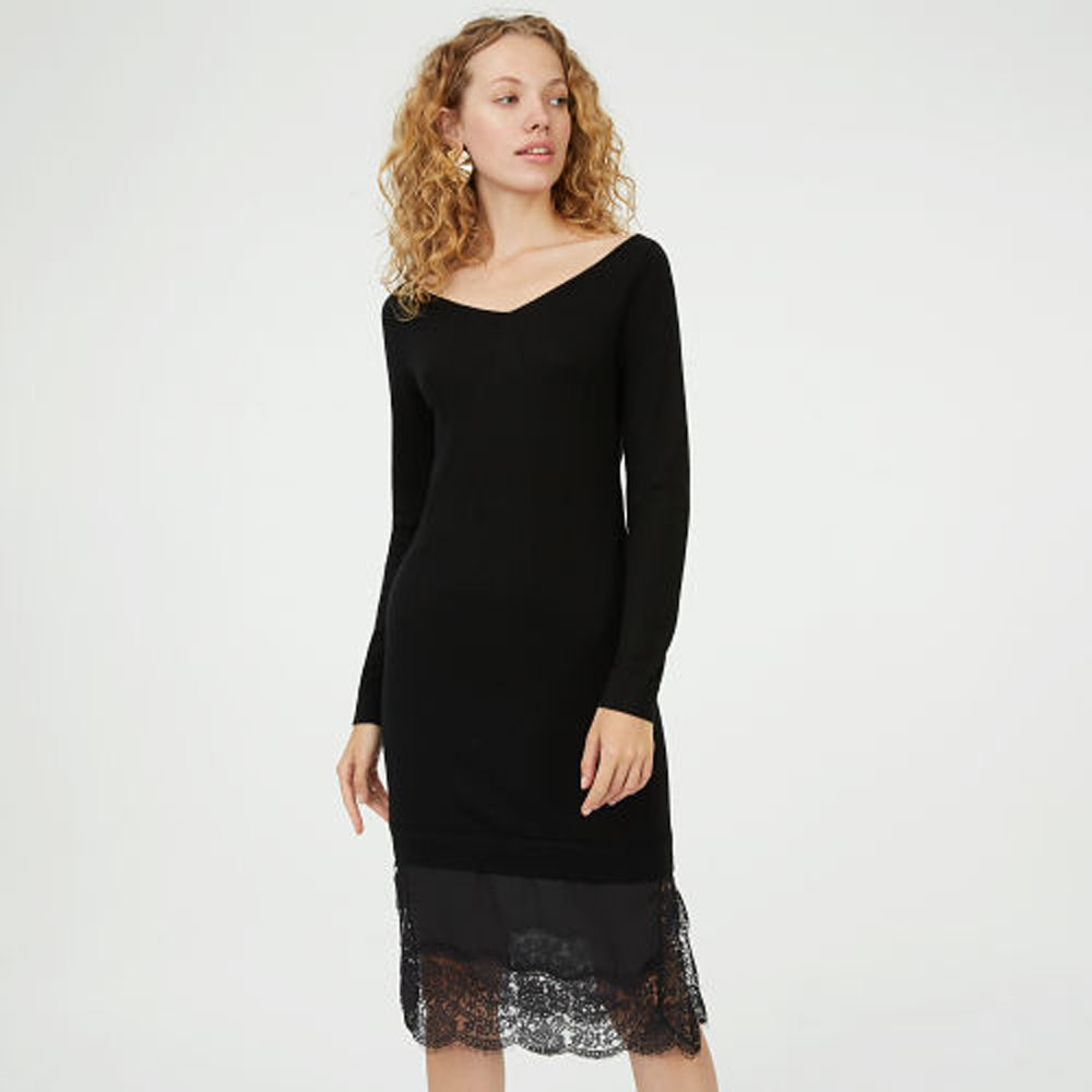 Tamila Sweater Dress   HK$2,290