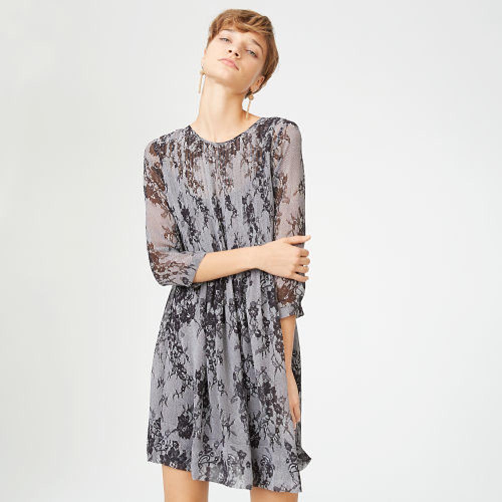 Coriss Silk Dress   HK$2,490