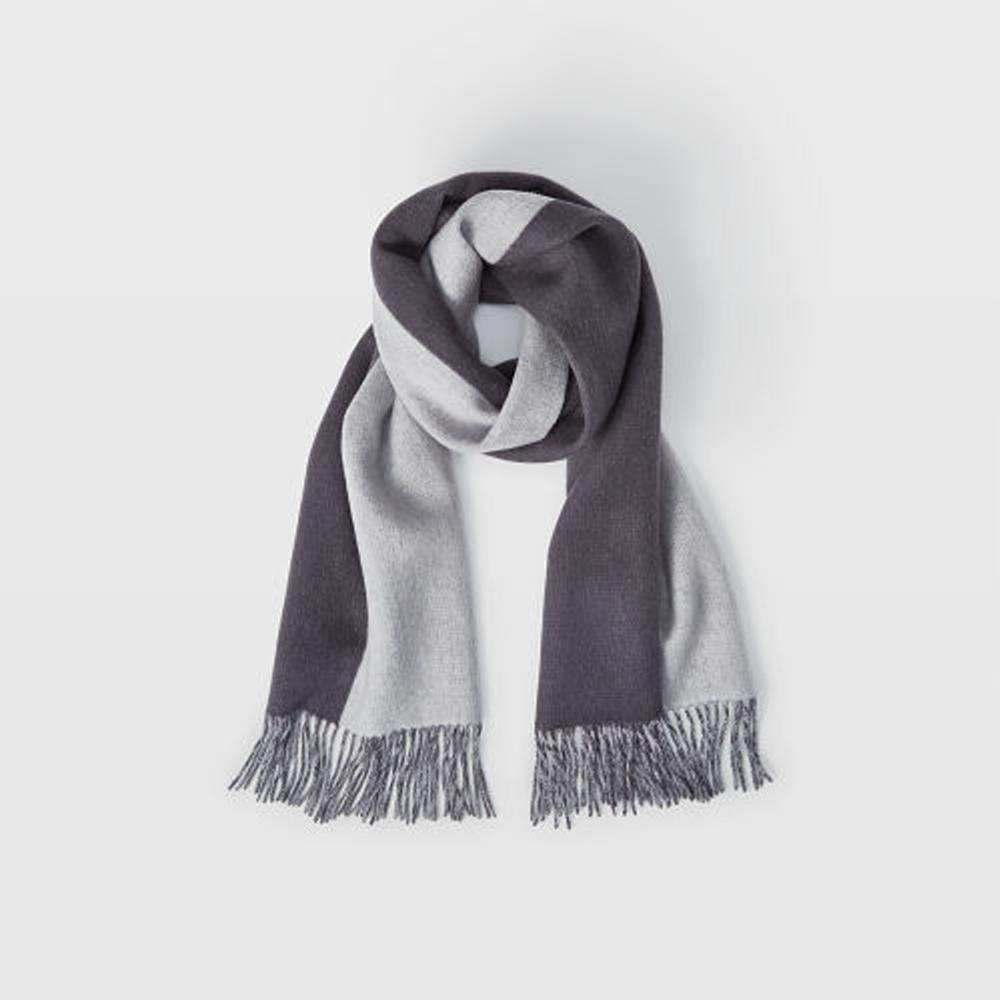 Thisbee Wool Colorblock Scarf   HK$1,090