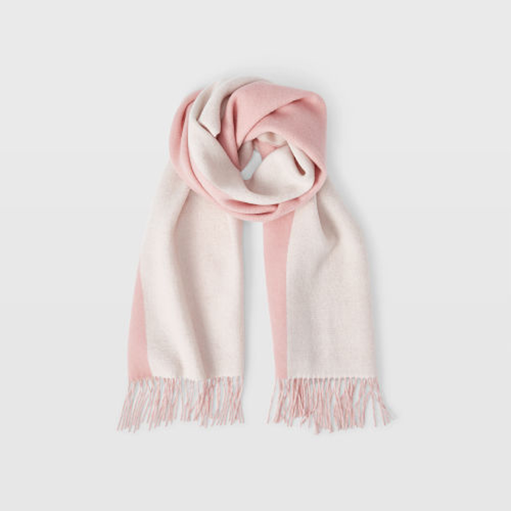 Thisbee Wool Colorblock Scarf   HK$1,090