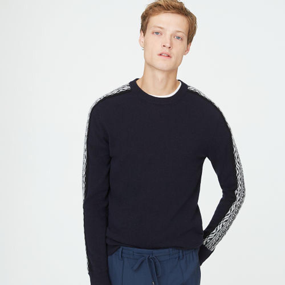 Fair Isle Wool Sweater   HK$1,690