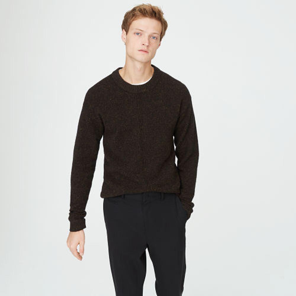 Front Rib Crew Sweater   HK$1,490