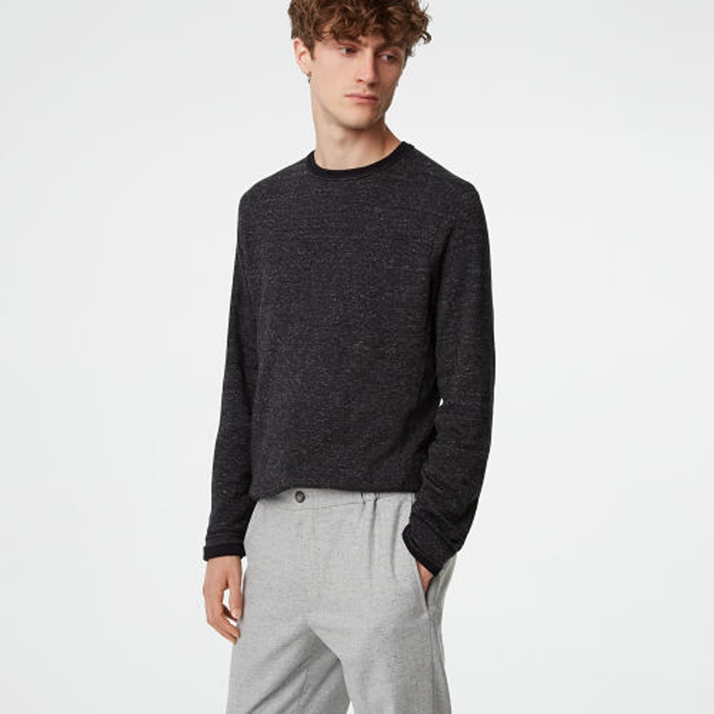Double-Knit Crew   was HK$1,390   now HK$973