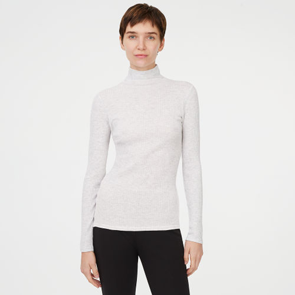 Julie Ribbed Turtleneck   was HK$890   now HK$623