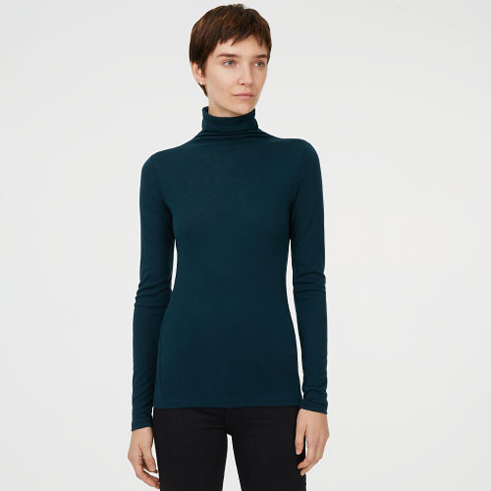Julie Speckle Turtleneck   HK$890