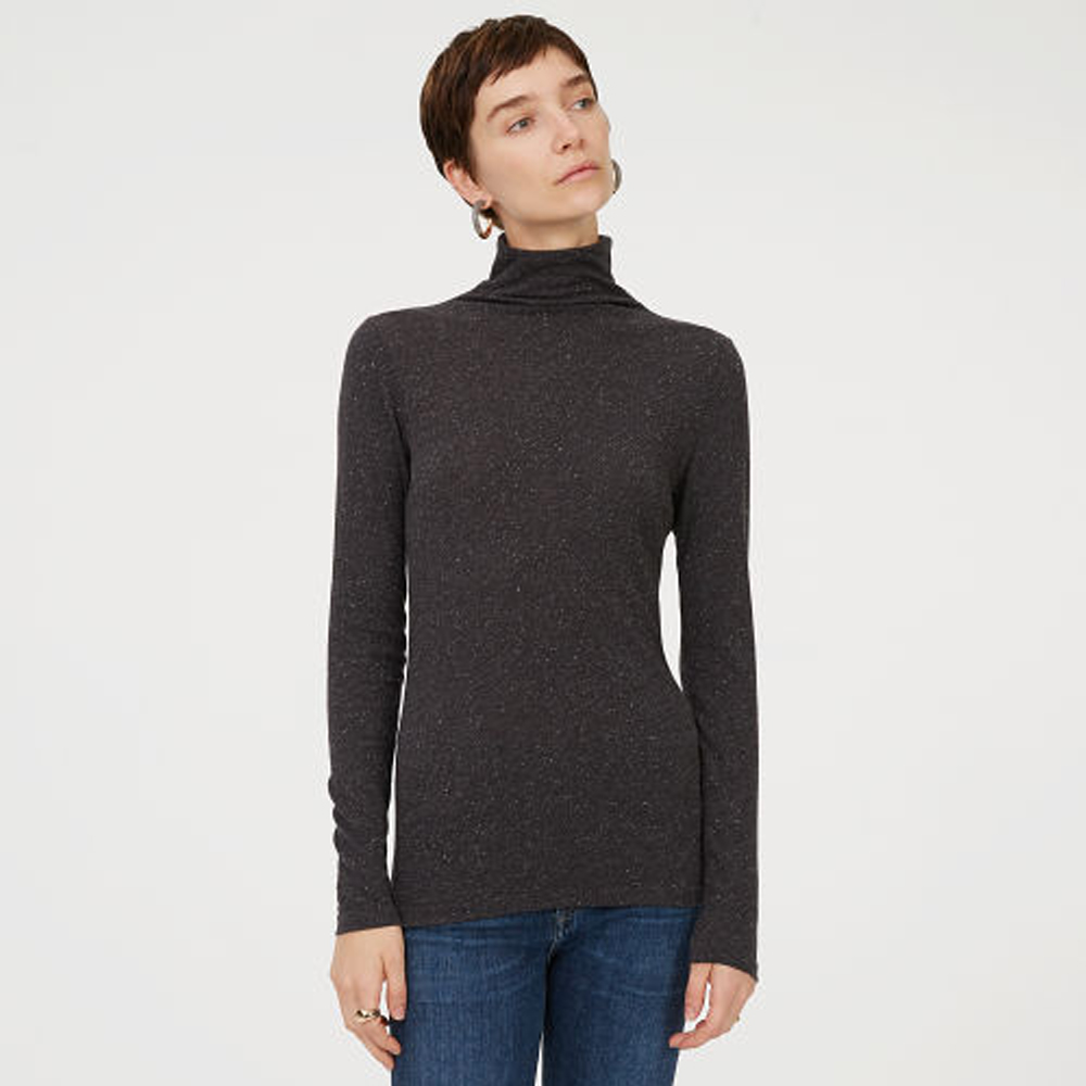 Julie Speckle Turtleneck   was HK$890   now HK$623
