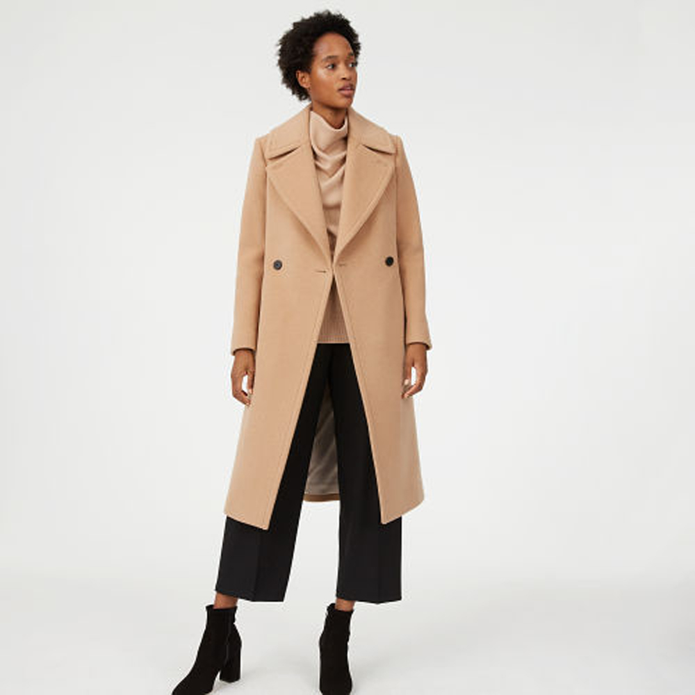 Daylina Coat   was HK$4,990   now HK$3,493