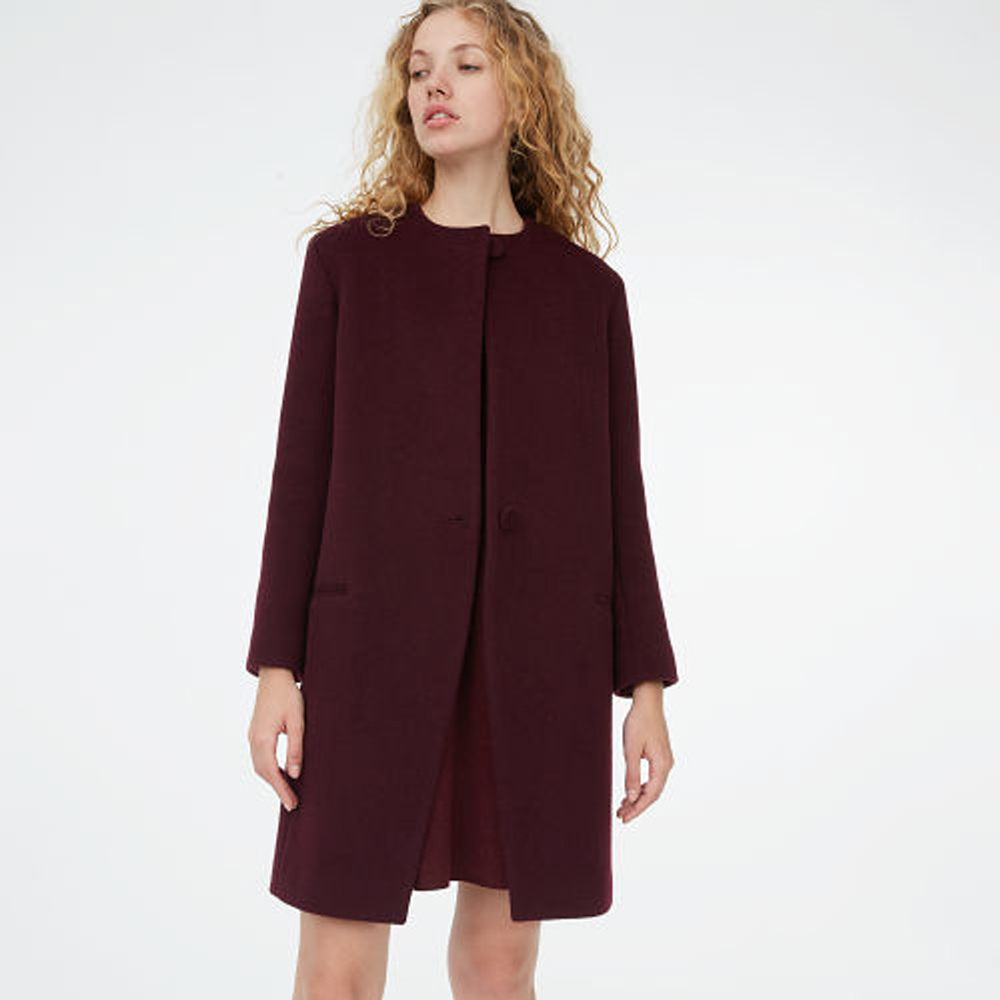 Gabita Coat   was HK$4,990   now HK$3,493