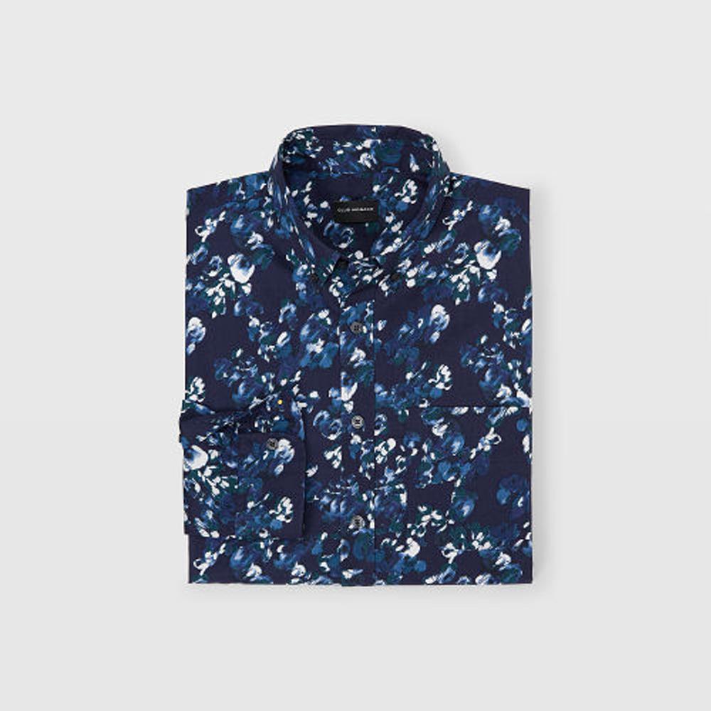 Slim Falling Blossom Shirt   was HK$1,090   now HK$763