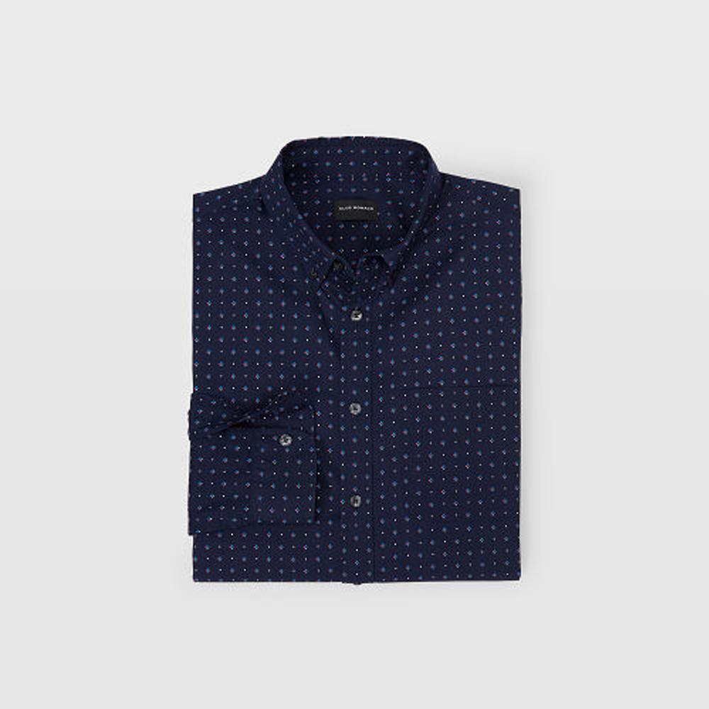 Slim Geo Shirt   was HK$1,090   now HK$763