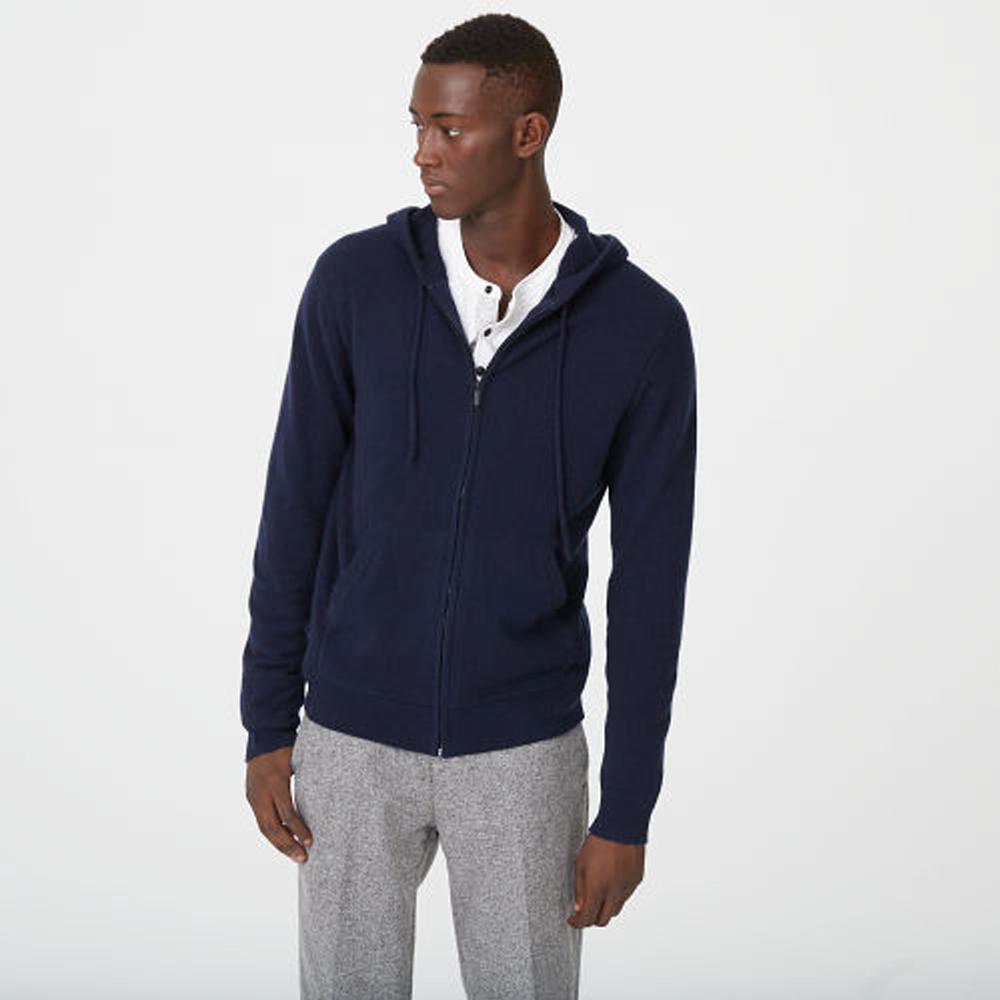 Cashmere Hoodie   HK$3,690