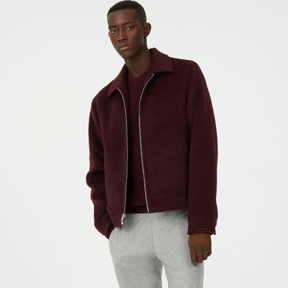 Brushed Short Jacket   was HK$2,990   now HK$2,093