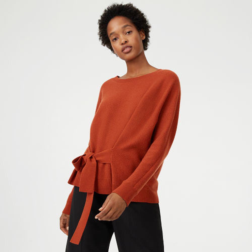 Kella Cashmere Sweater   was HK$3,690   now HK$2,952