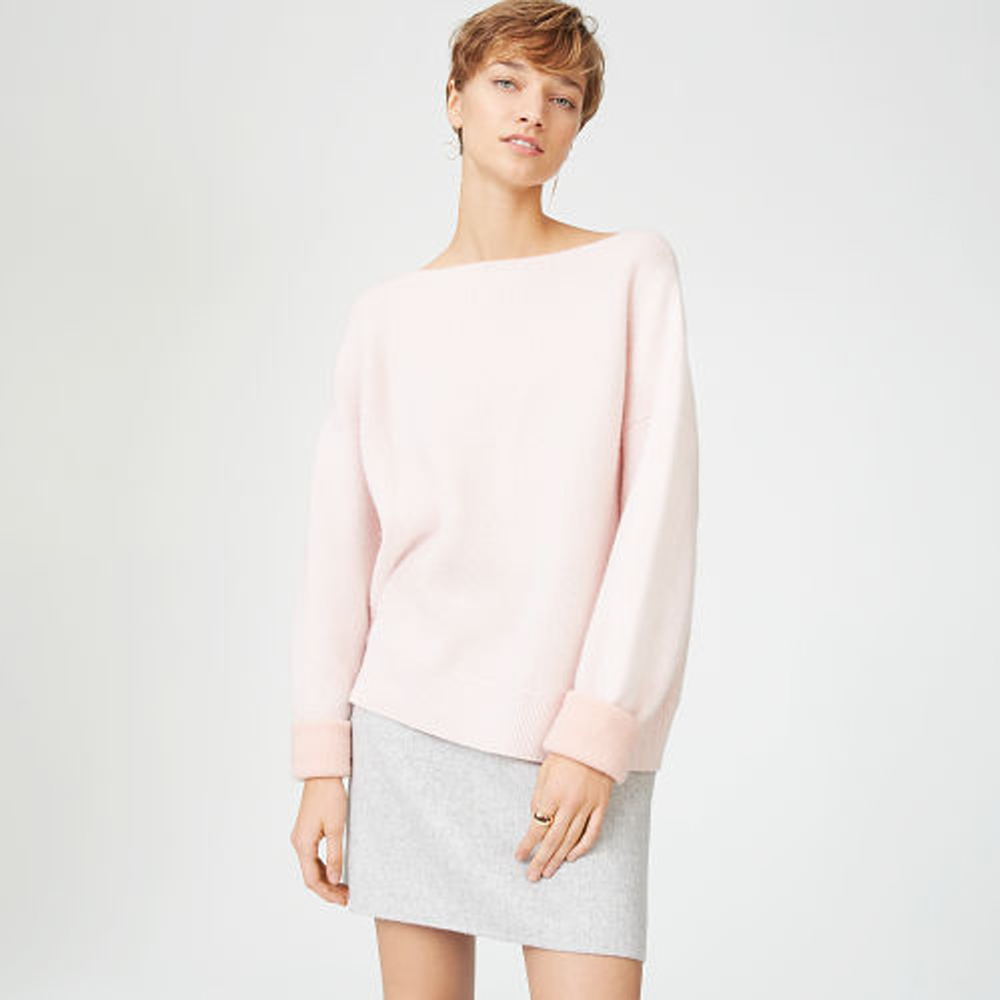 Donah Cashmere Sweater   was HK$4,590   now HK$3,672