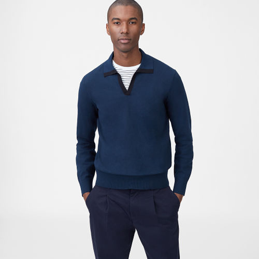 Johnny Collar Sweater  HK$1,390
