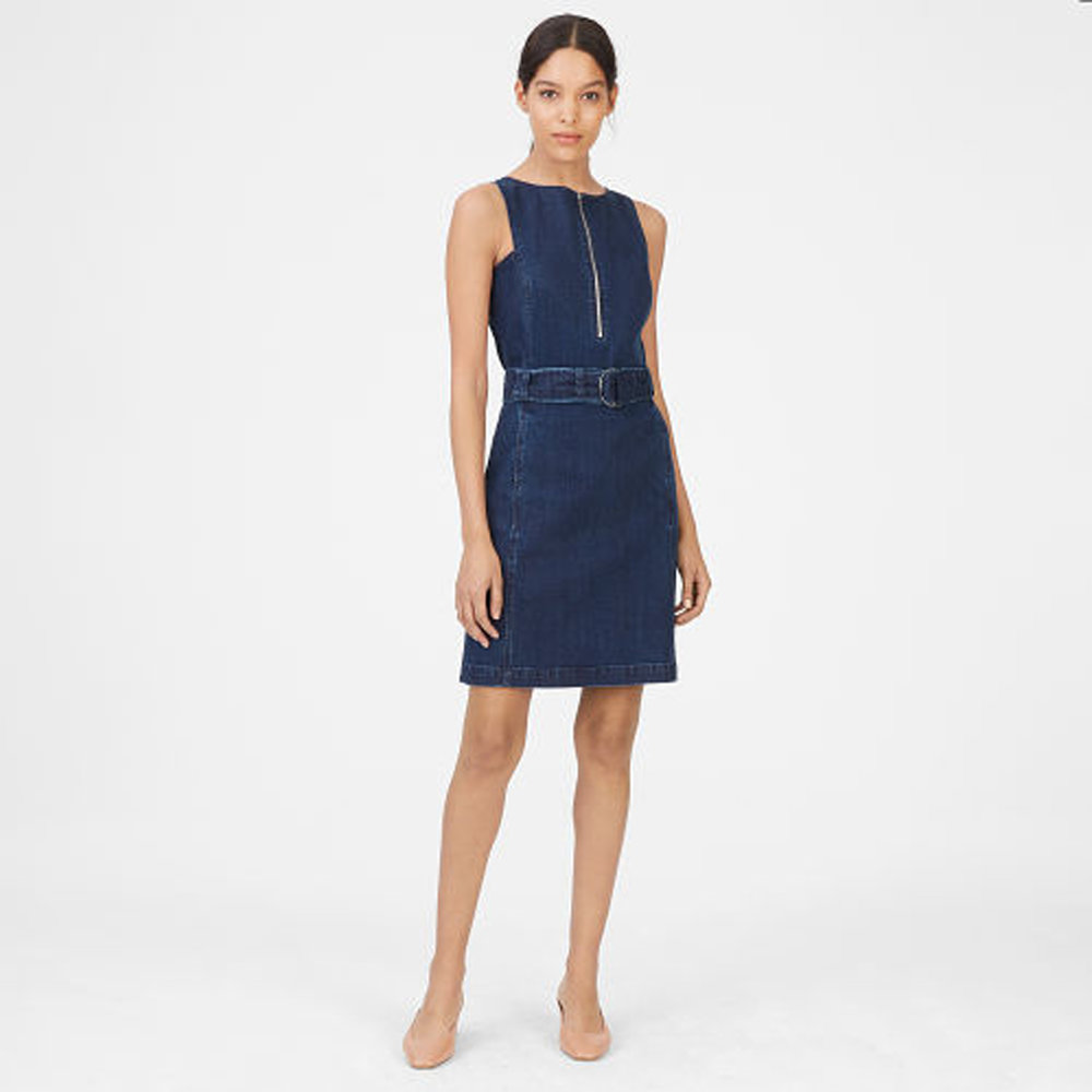 Lizel Denim Dress   HK$2,090