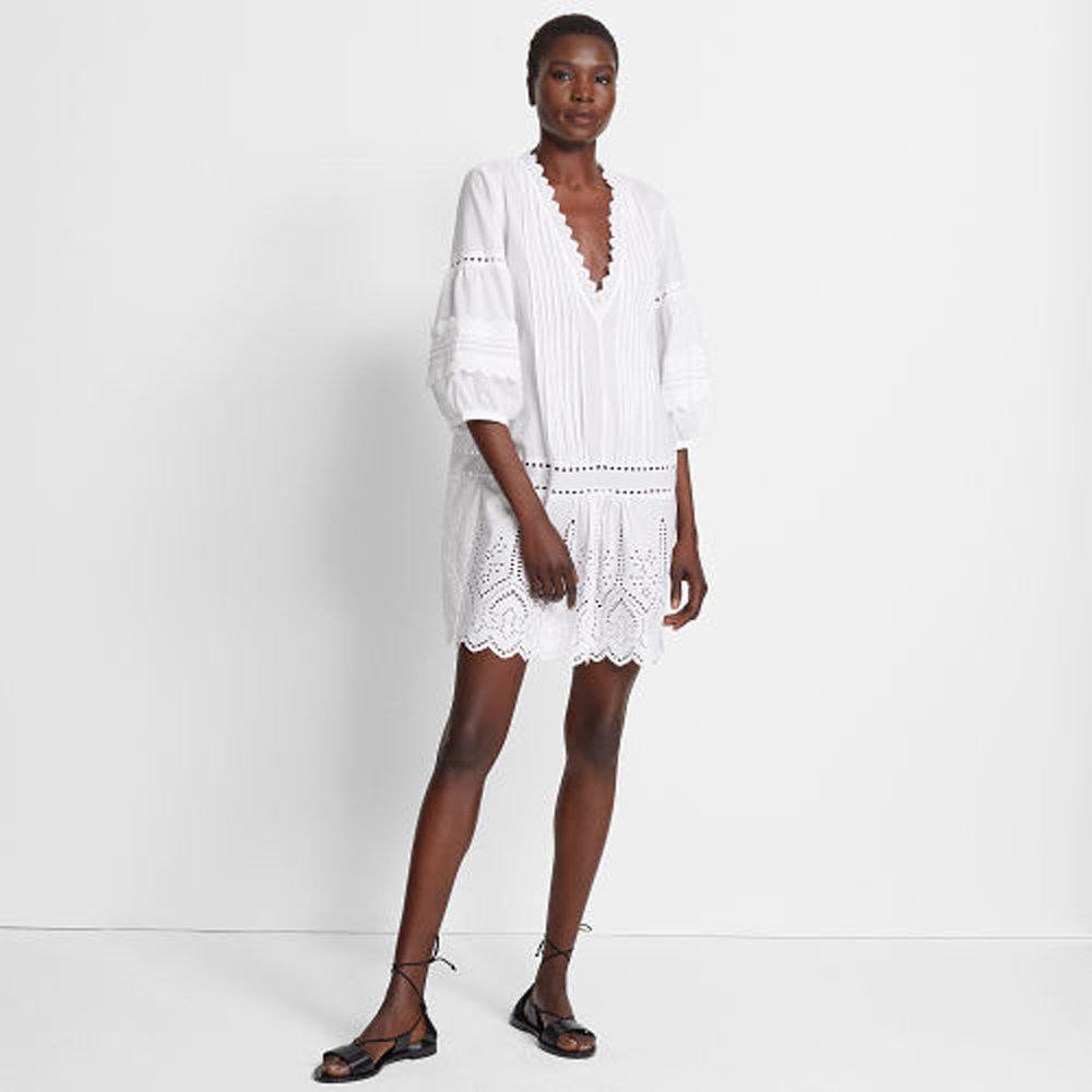 Torynt Eyelet Dress   HK$2,490