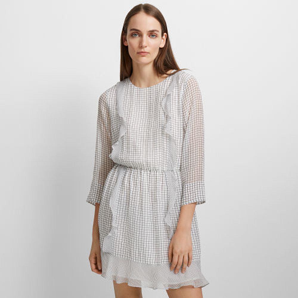 Caluh Silk Dress   HK$2,690