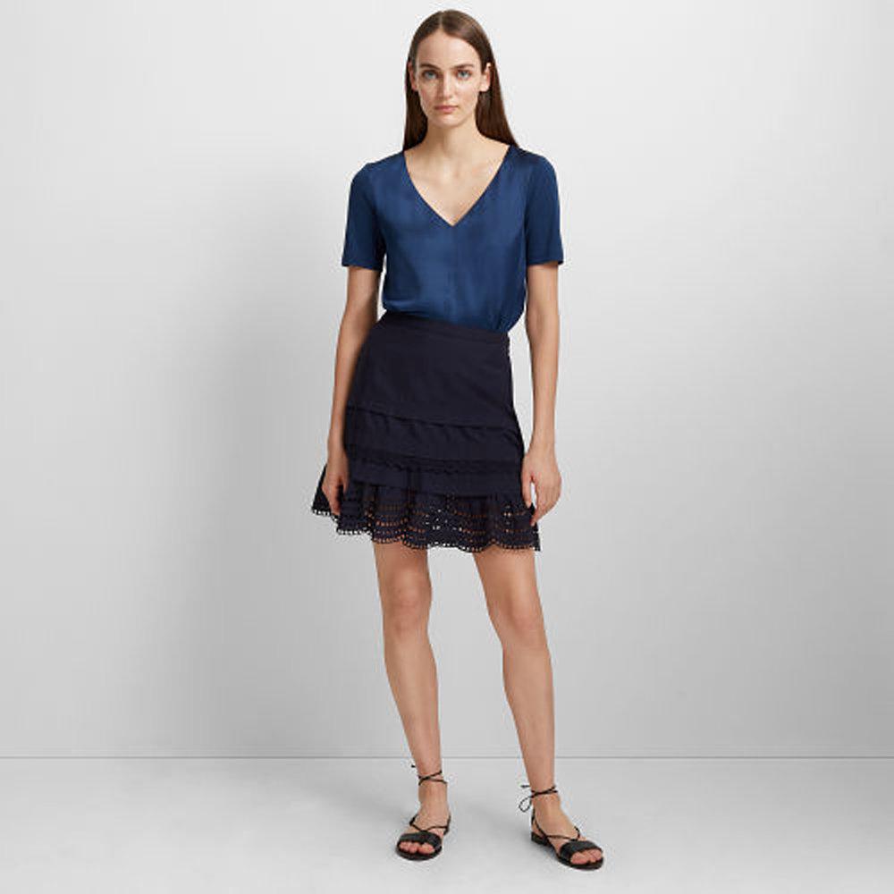 Lettee Cotton Skirt   HK$1,790