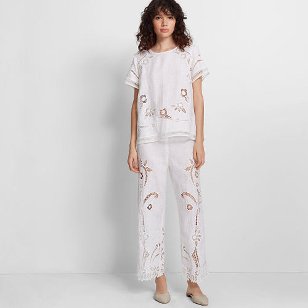 Lorrenah Linen Pant   HK$2,290