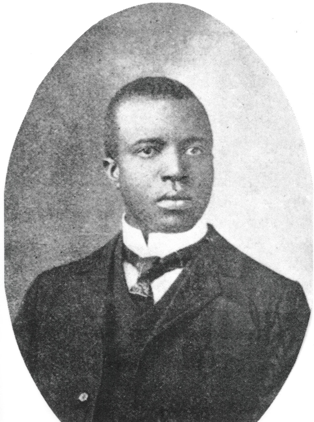 Scott Joplin - Photographer Unknown