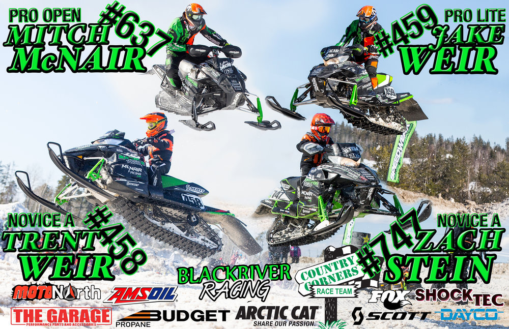 Team Blackriver Racing - Snowcross