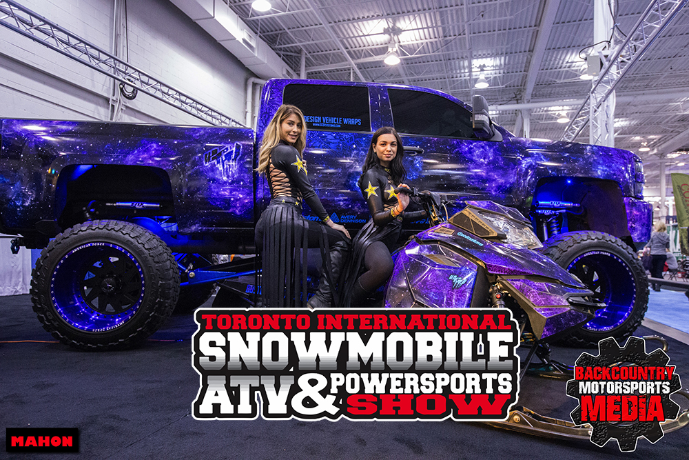 Toronto Snowmobile, ATV & Powersports Show 2016