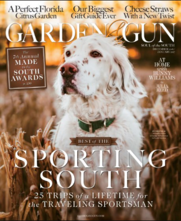 Garden and Gun, Colleen Waguespack, Fig & Dove