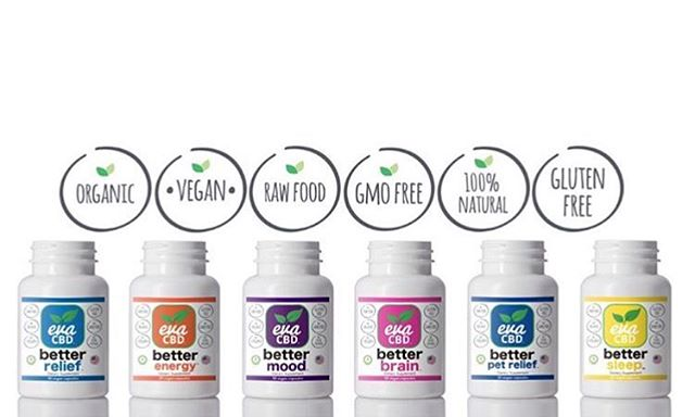 "Join us tomorrow for a patient appreciation day with our friends @evaworldwide @evacbd! They'll be in the shop from 3-5pm this Thursday educating patients on their amazing line of ""Better Life"" supplements! Get better with Eva! #westmontcollective #westmont #evaworldwide #evacbd #organic #vegan #rawfood #gmofree #natural #glutenfree #betterrelief #betterenergy #bettermood #bettebrain #betterpetrelief #bettersleep #medicatewithus #westmontofficial"