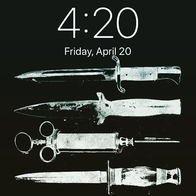 Happy 420 everyone!!!!! #420 #cannabis #weed #getlit