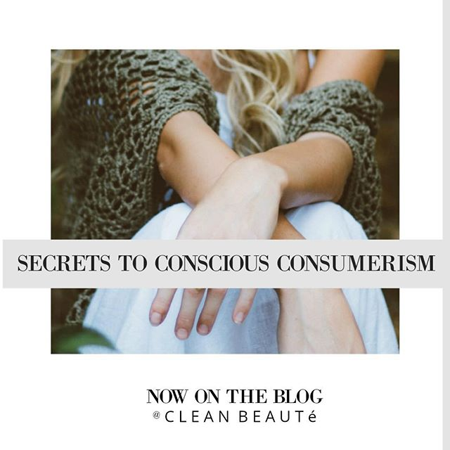 Join us on our blog www.cleanbeaute.com for inspiration to be the change for a healthier world. #healthylife #cleanbeaute #consciouslife.