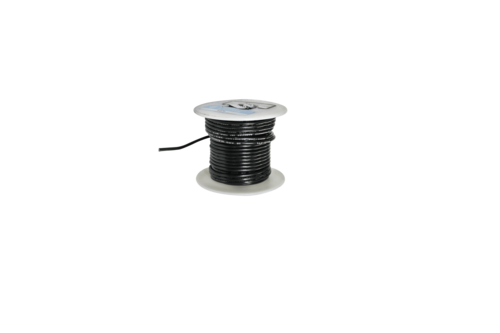 Wire 600 Volt 18 Gauge Black