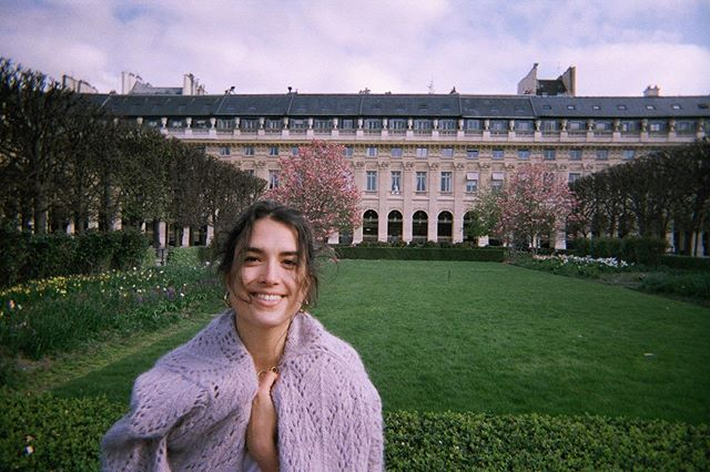 Cheeeese!  #louisedamas #inspiration #paris #palaisroyal