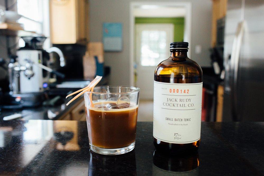 Espresso & Tonic