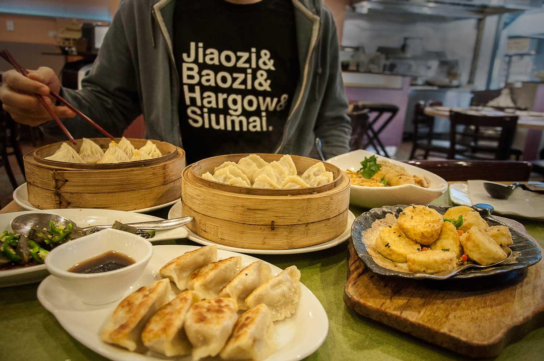 Choose Your Own Dumpling \u2014 THE CLEAVER QUARTERLY