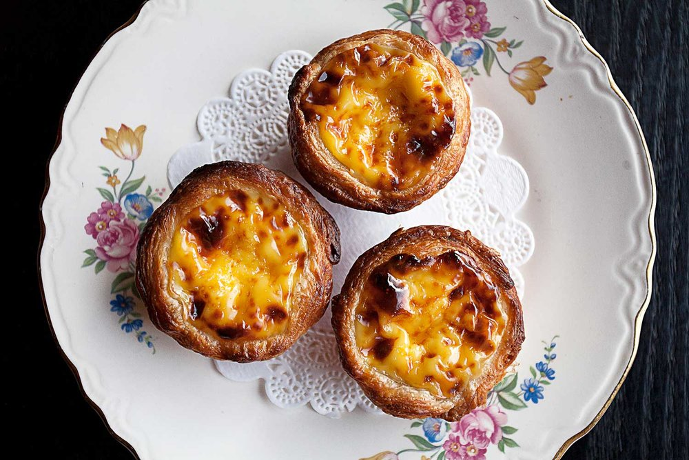 Egg Tarts   photo courtesy of Fat Rice