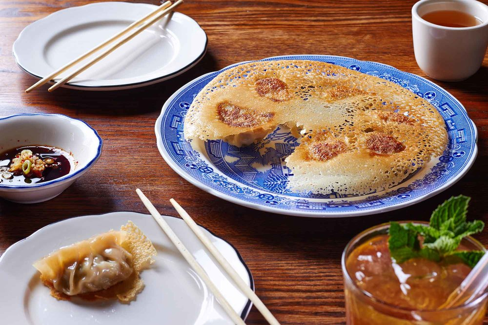 Potstickers   photo by Jason Little