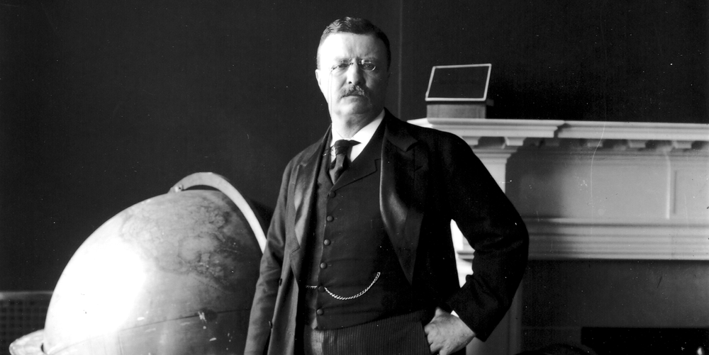 Theodore Roosevelt, America's 26th President