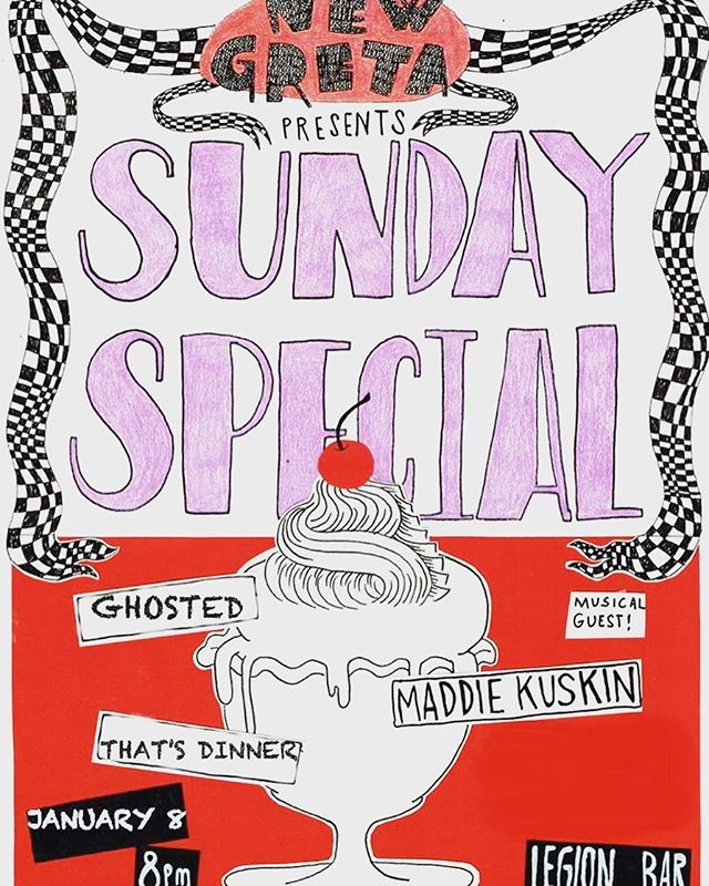 This Sunday! Comedy and music collide!