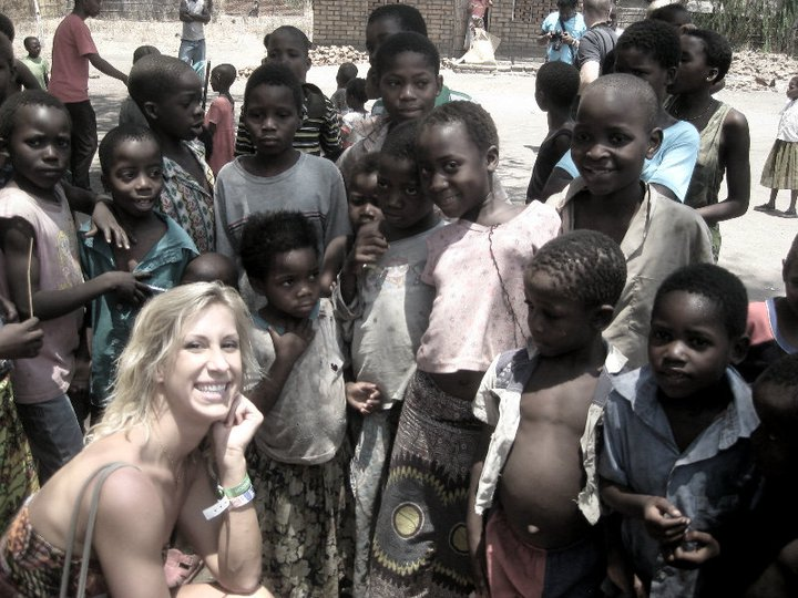 My first visit to Malawi in 2010, where I met these beautiful children on a microloan village trip.