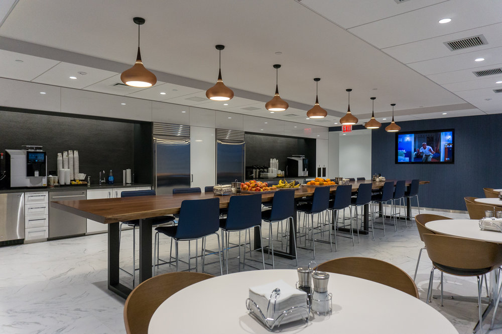 Interior Design Flooring Worked On This Special Project Called Antares Capital At 280 Park Avenue The Job Covered Three Floors All Connected By A