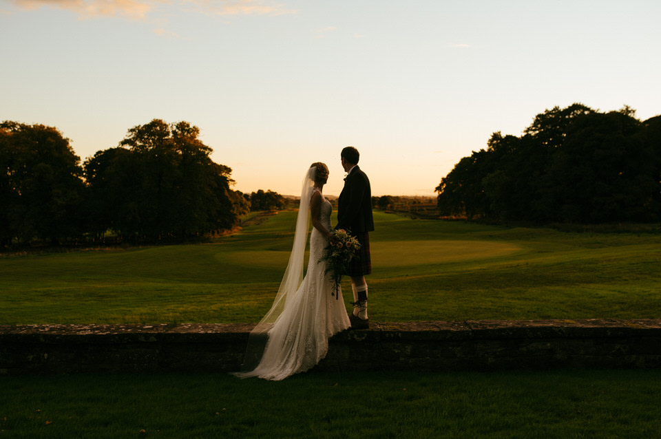 Rowallan Castle Wedding