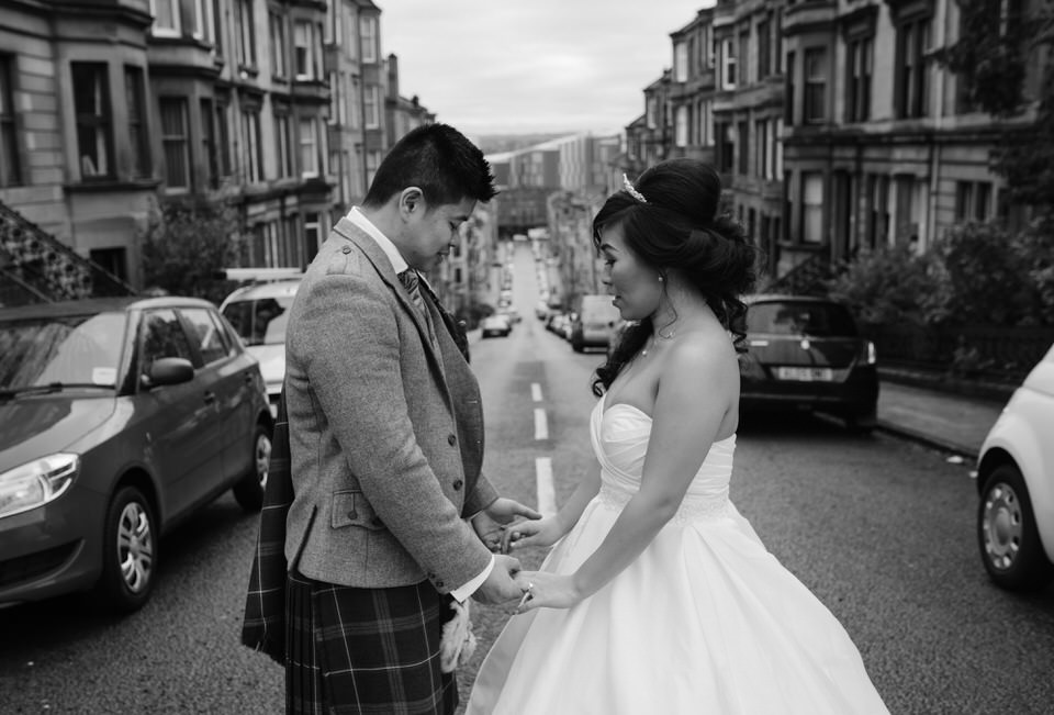 Chinese Wedding Scotland